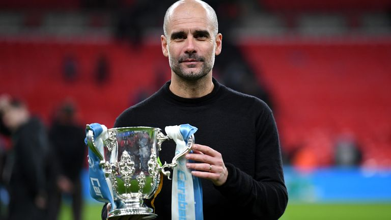 Man City's Carabao Cup win in March means they have already booked a place in the Europa League qualifying rounds, but have a CAS appeal pending