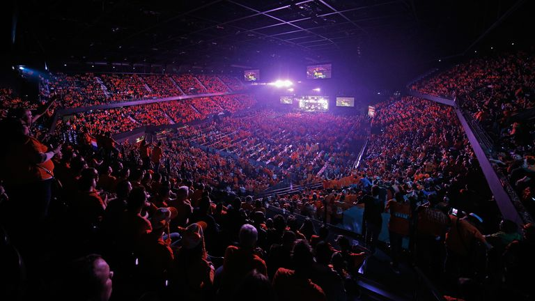 Rotterdam's Premier League Darts double-header has been provisionally rescheduled for September