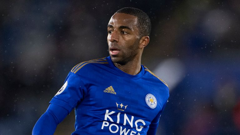 Leicester will be without Ricardo Pereira for the rest of the season