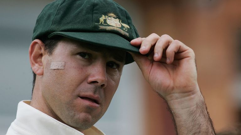 Fromer Australia skipper Ricky Ponting spoke to The Sky Sports Cricket podcast