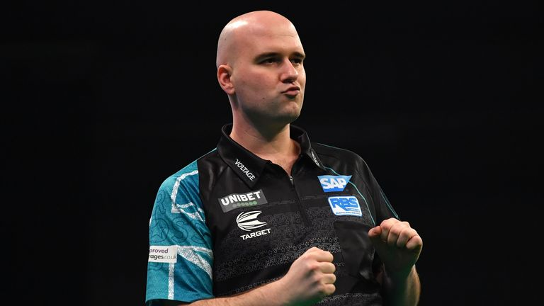 Rob Cross will be looking to defend his Matchplay title later this month