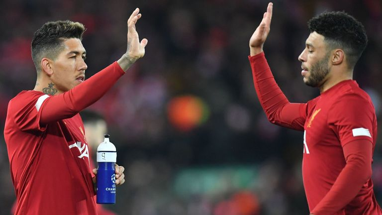 Awarding Liverpool the title without them winning it mathematically would feel wrong, says Paul Merson