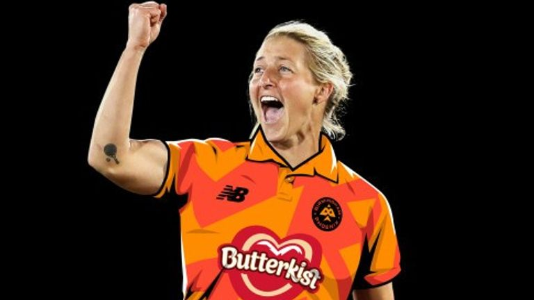 Sophie Devine will captain Birmingham Phoenix in The Hundred