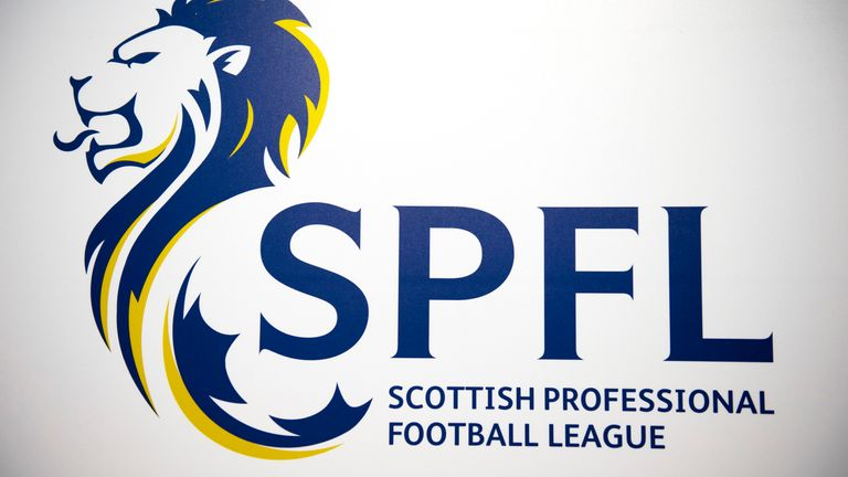 The Scottish Professional Football League is set to discuss the shutdown with all 42 clubs on Friday