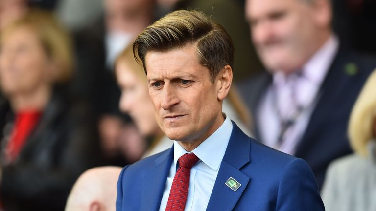 The input of Crystal Palace chairman Steve Parish was a seminal moment
