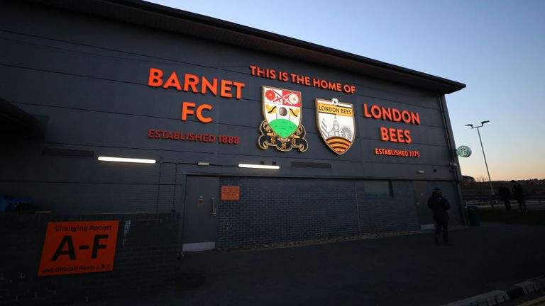 Barnet chairman Tony Kleanthous hopes to keep most of the 60 staff who had faced redundancy