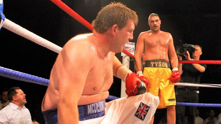 Fury comprehensively won the rematch