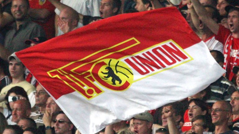 Union Berlin's 'first-team football department' has agreed to waive their salaries
