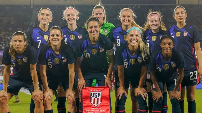 US  women's soccer demands for equal pay rejected by judge