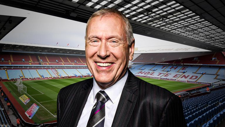 Martin Tyler brings you his guide to Aston Villa's Villa Park