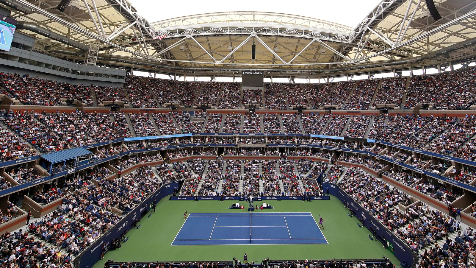 Decision on U.S. Open tennis in June