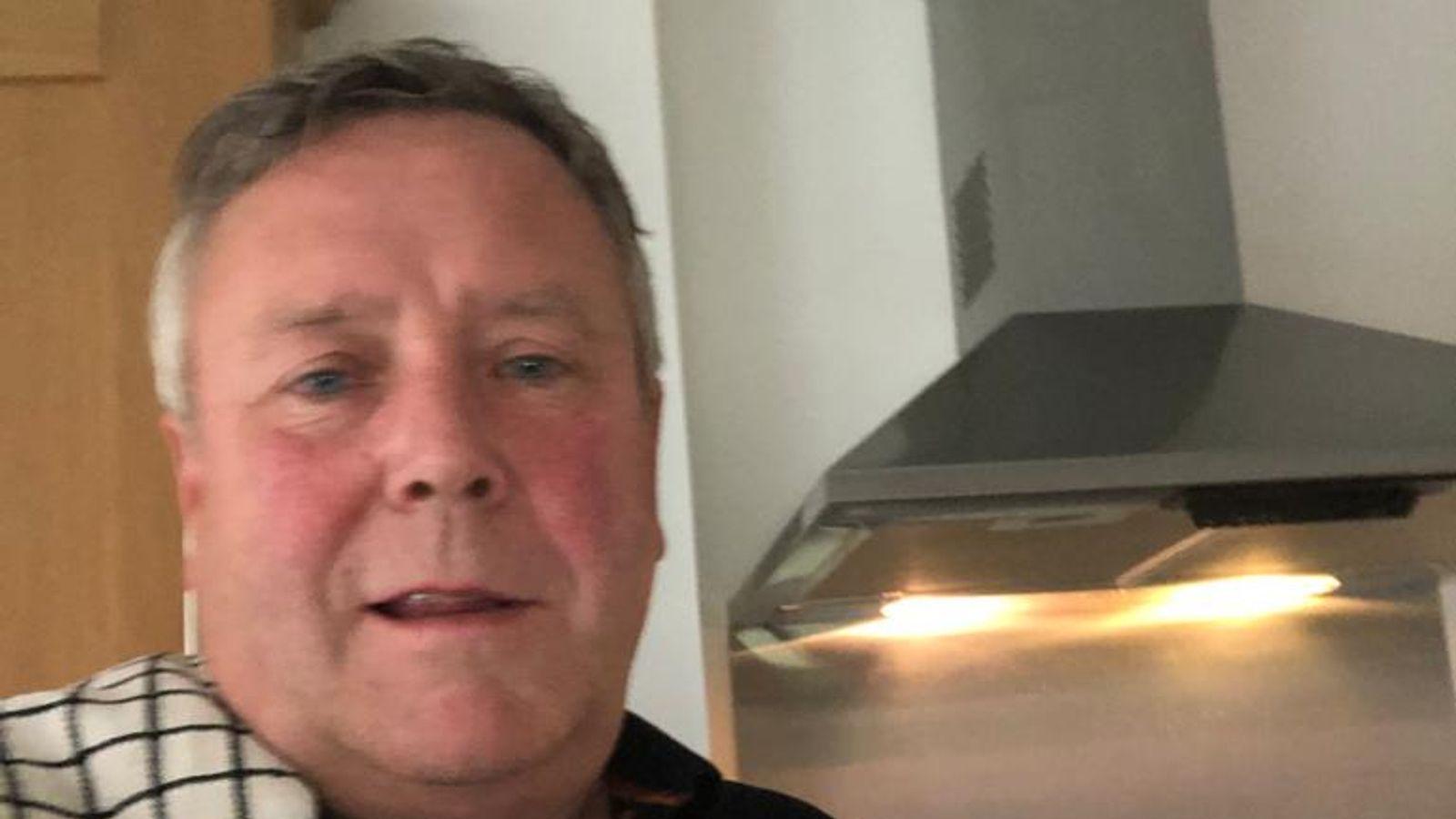 Mark Roe y Richard Boxall crean sus propios desafíos de golf en la cocina | Noticias de golf 45