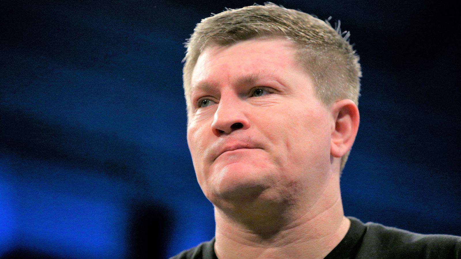 Ricky Hatton: Training became my comfort blanket