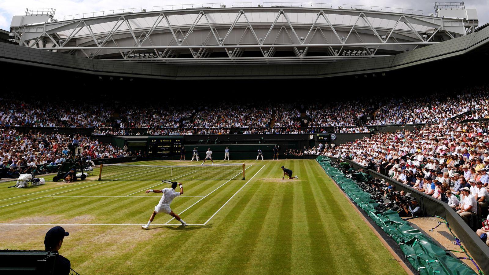 Sky Wimbledon 2021