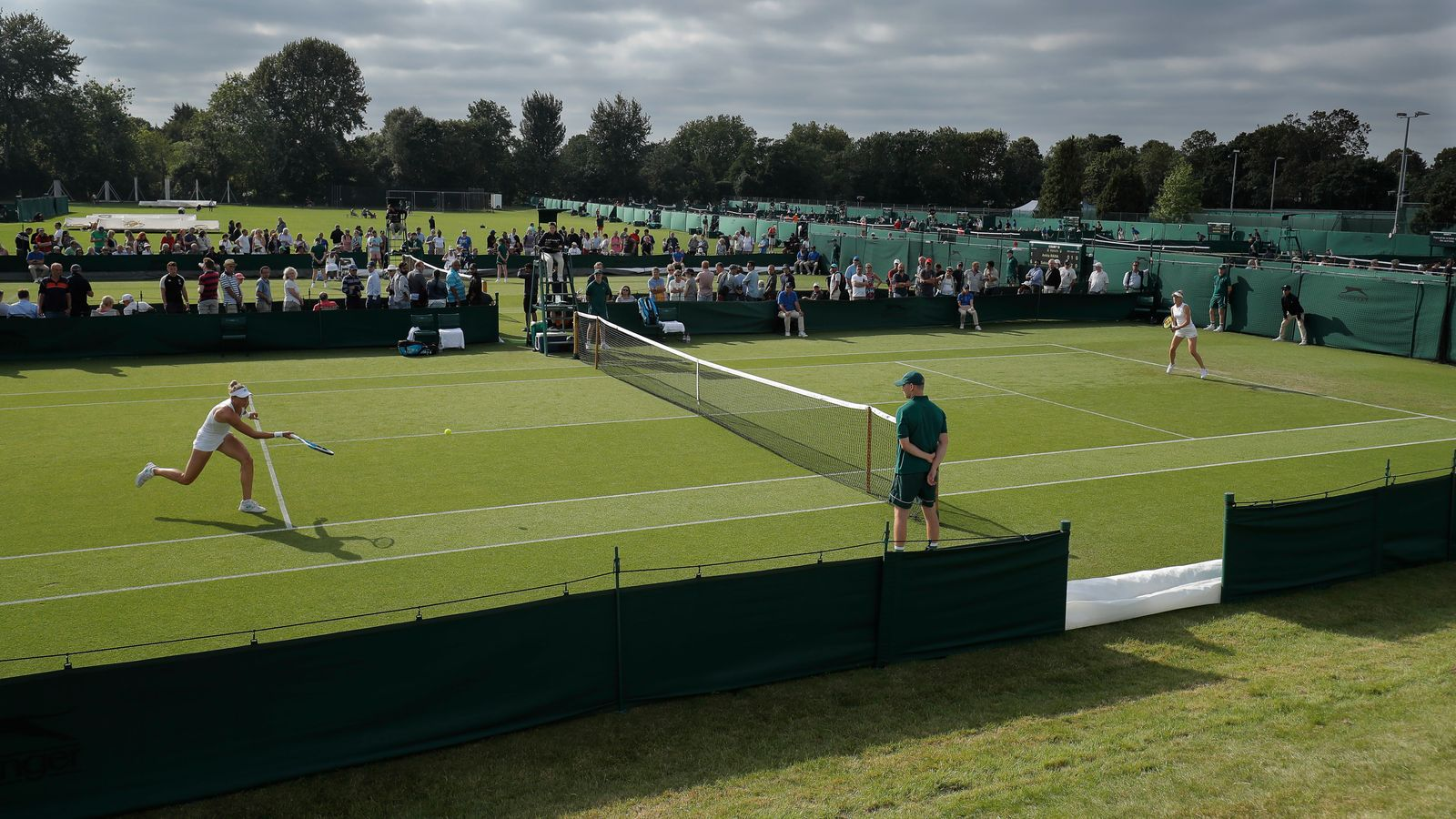 LTA pone a disposición de la comunidad británica de tenis apoyo financiero durante una pandemia | Noticias de tenis 6