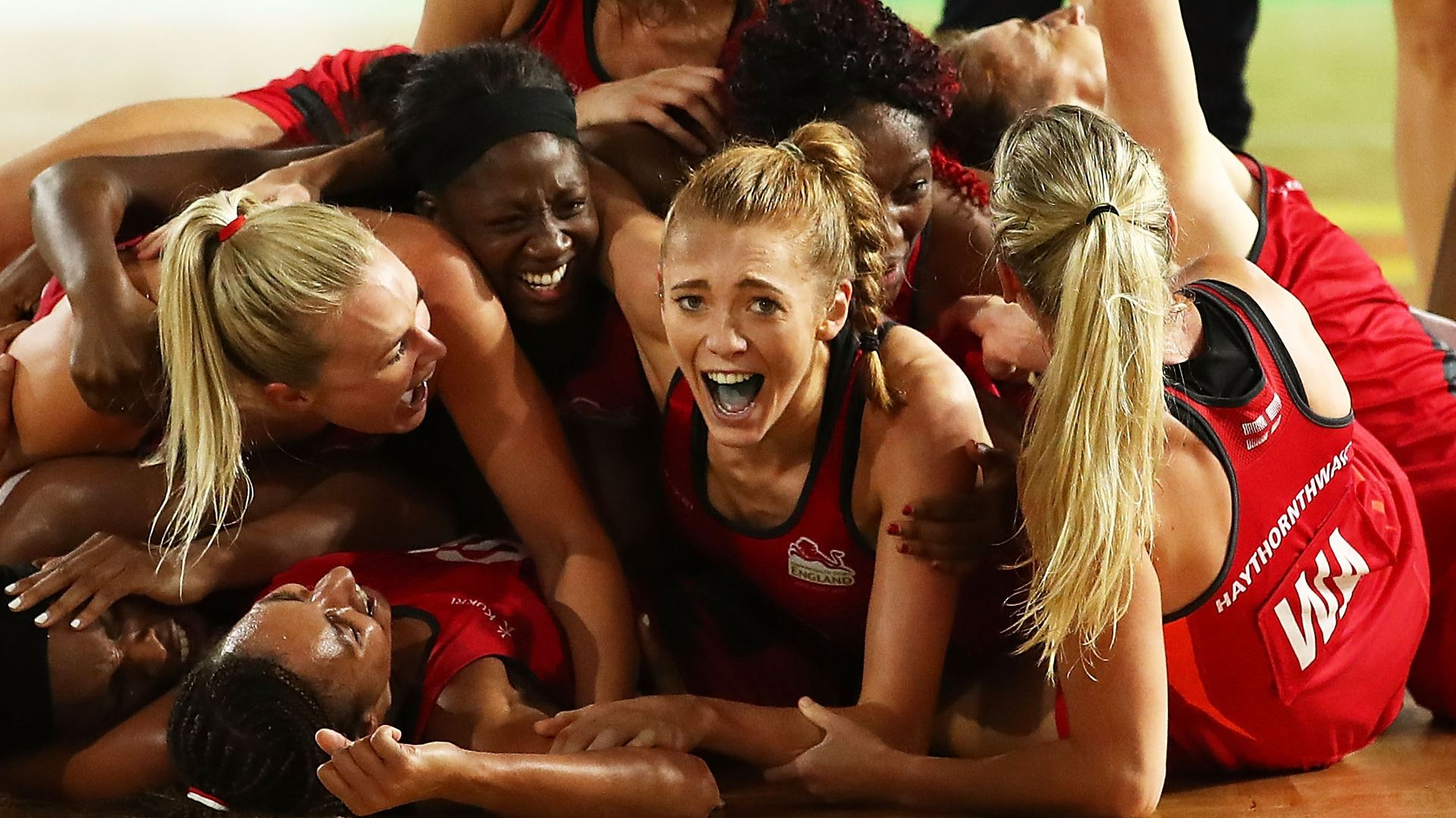 Nicholl: Olympics remains netball's ambition
