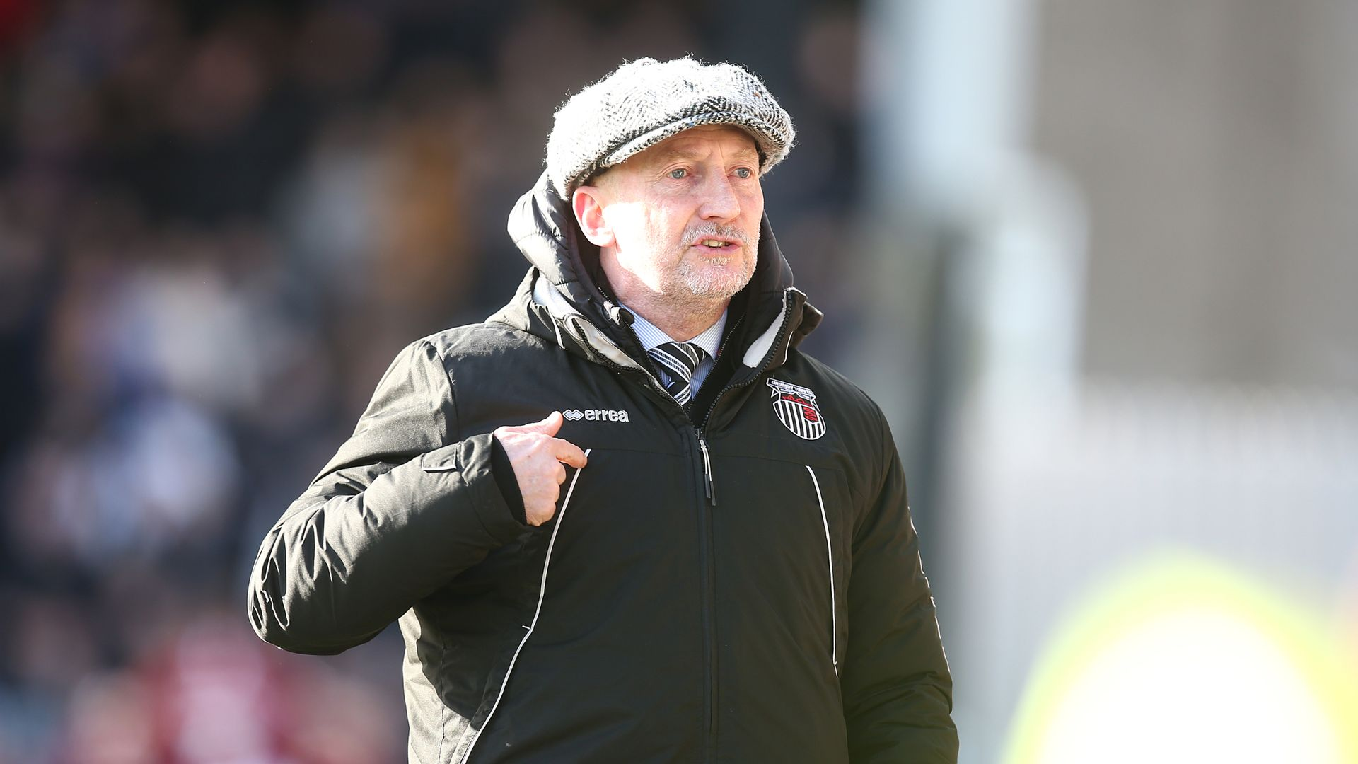 Holloway: We can't afford coronavirus tests at Grimsby