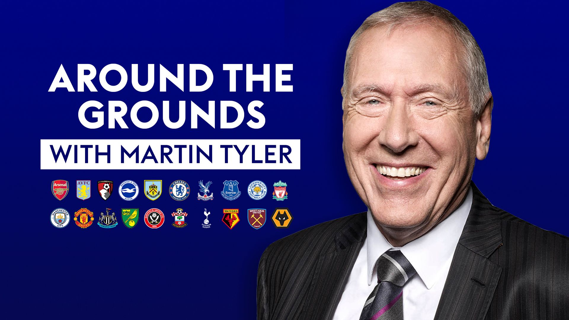 Martin Tyler's guide to the Stade de France