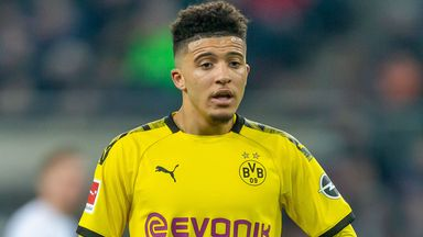 'Sancho may not move if season plays into July'