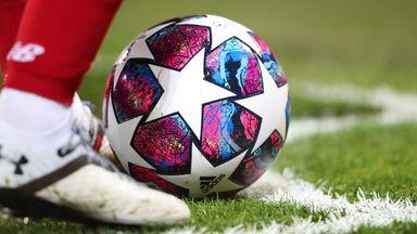 UEFA club comps still suspended; June internationals off