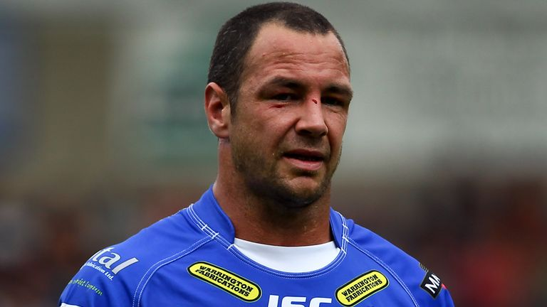 Adrian Morley made an impact in Super league and the NRL