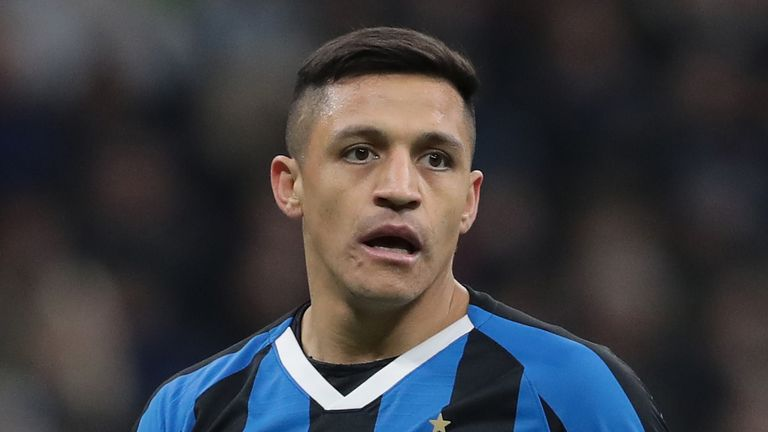 Alexis Sanchez is set to stay put