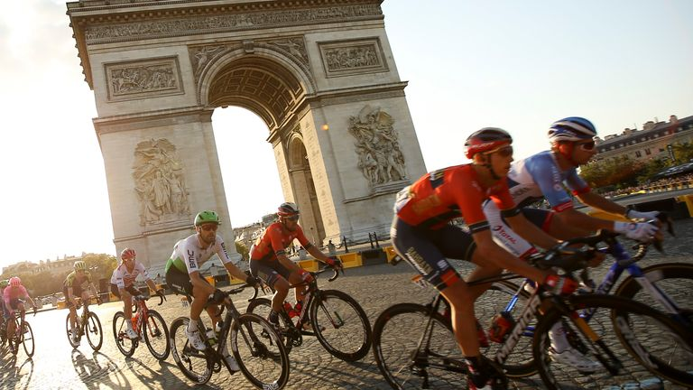 The start of the Tour de France has been pushed back until the end of August