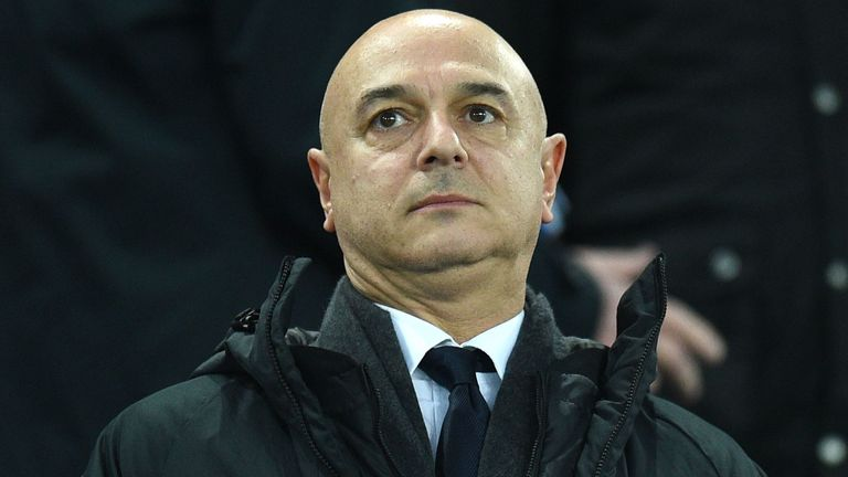 Tottenham and chairman Daniel Levy are under increased pressure to overturn the decision to furlough some non-playing staff