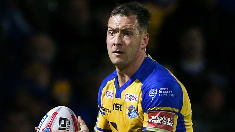 Leeds' Danny McGuire holds the record for the most tries in Super League history with 247