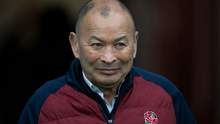 Eddie Jones is determined to ensure England's players return to rugby in the best shape possible