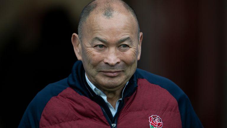 England head coach Eddie Jones is reportedly interested in speaking to Hoskins Sotutu
