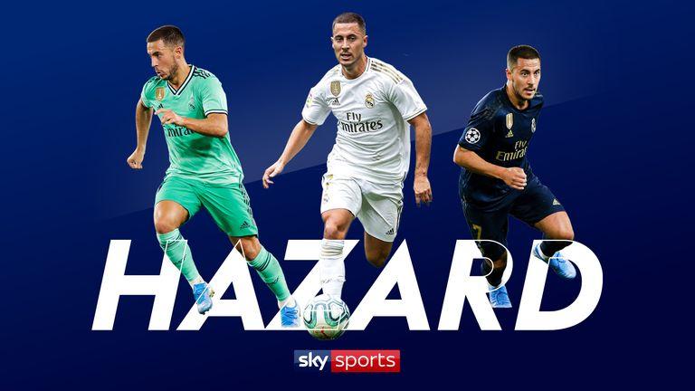 Eden Hazard has endured a tough debut campaign in Madrid