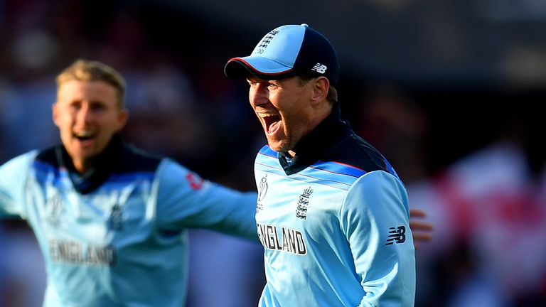 Reigning world champions England remain top of the ODI rankings
