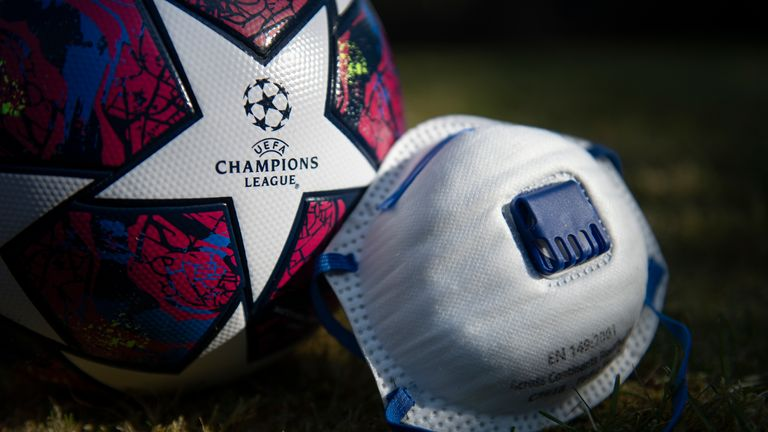 UEFA hopes domestic European competitions can be completed by the end of August