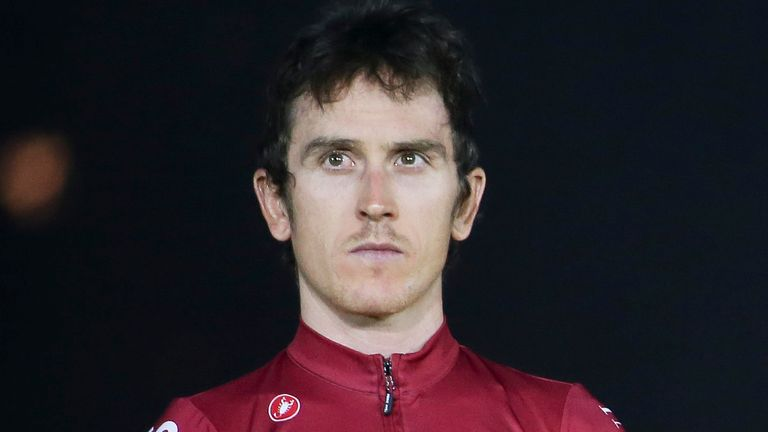 Geraint Thomas will join Williams on his charity workout