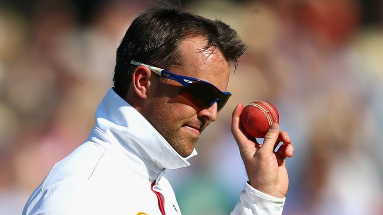 Graeme Swann has commentated and danced since his retirement
