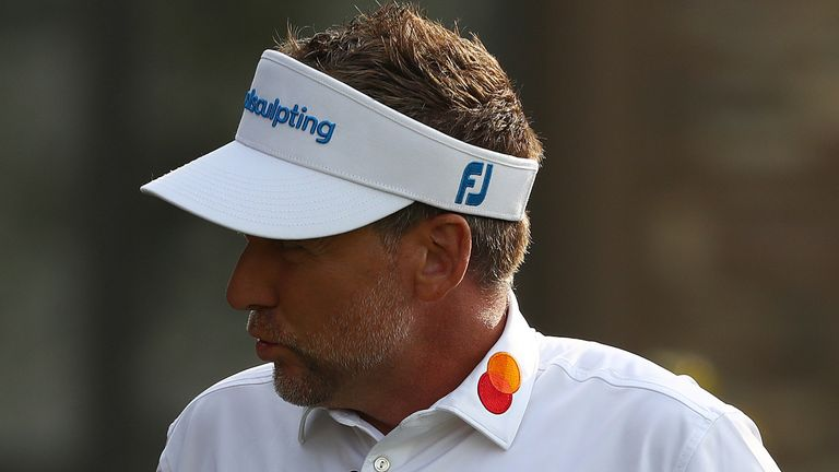 Poulter's last worldwide victory came at the 2018 Houston Open