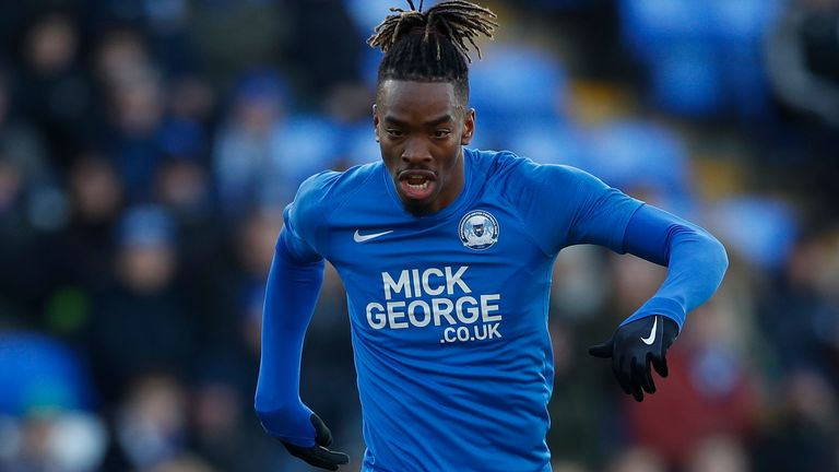 Peterborough's Ivan Toney is wanted by Celtic