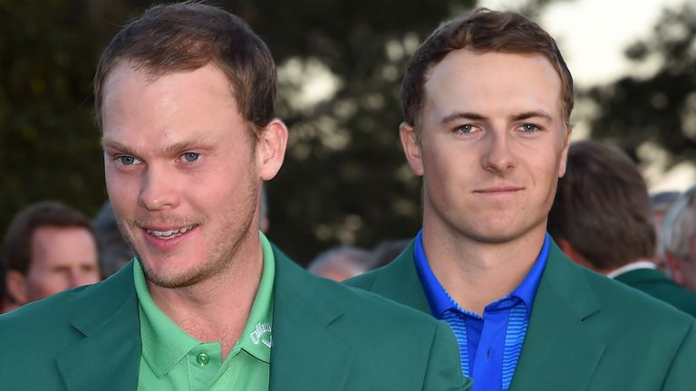Willett was the first Englishman to sport a Green Jacket in 30 years