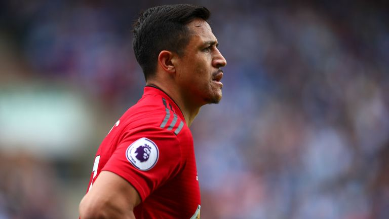 Alexis Sanchez is still looking to win his first Champions League title