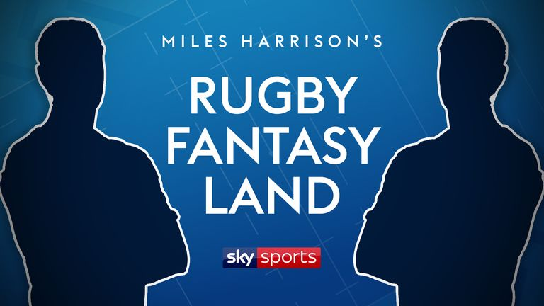 The ninth match-up in Miles Harrison's Rugby Fantasy Land comes on the left wing