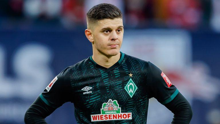 Liverpool had been keen on Werder Bremen star Milot Rashica