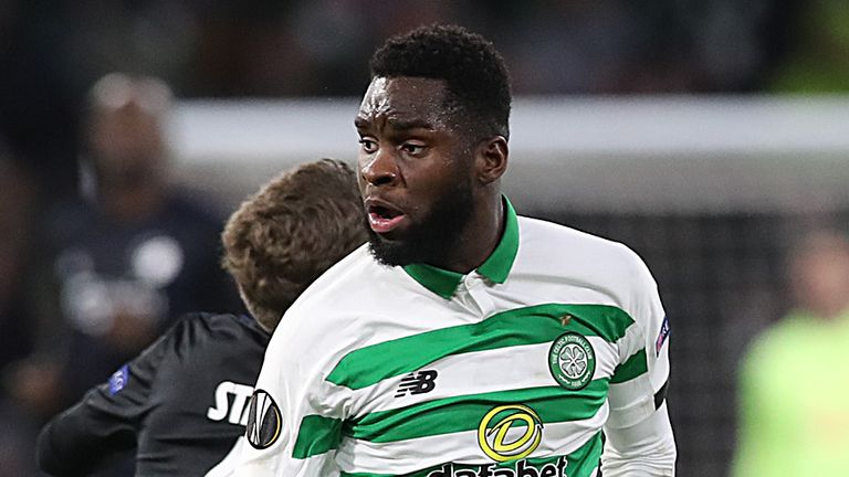 The Celtic striker has been linked with a move to Arsenal this summer