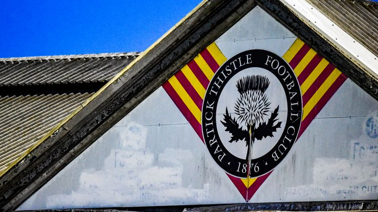 Partick Thistle want fellow SPFL clubs to back league reconstruction