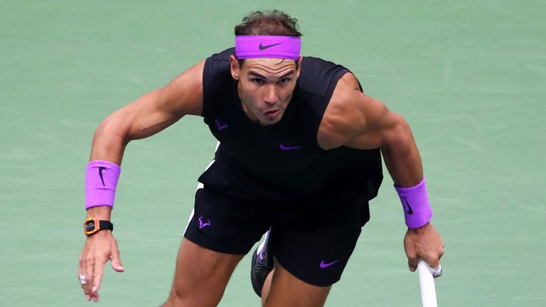 Rafael Nadal believes it will be difficult for tennis players to regain their fitness.