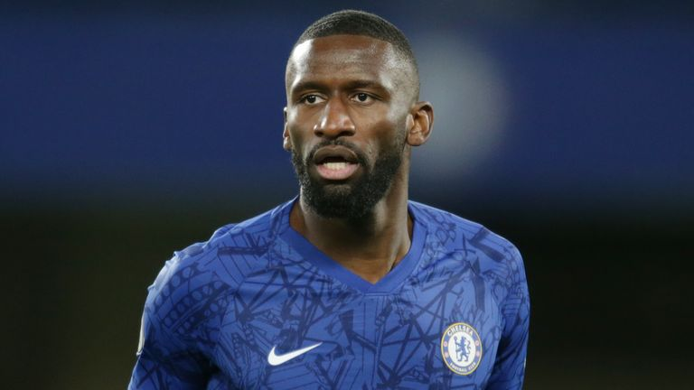 Antonio Rudiger believes Liverpool should be crowned champions