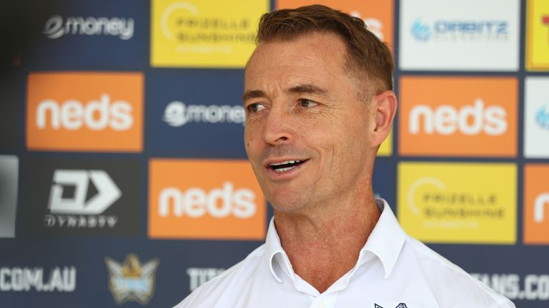 Gold Coast Titans CEO Steve Mitchell is ready to relocate if needed
