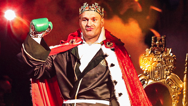 Tyson Fury plans to make a triumphant return to Britain