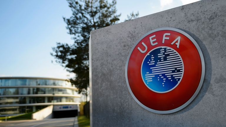 UEFA has asked Europe's top leagues to present their plans by May 25