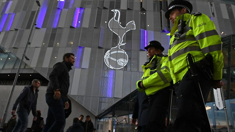 The head of UK football police unit, deputy chief constable Mark Roberts, explains his concerns over the return of competitive football after the coronavirus lockdown